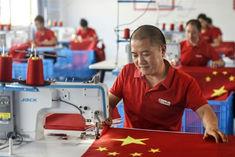 China's factory activity