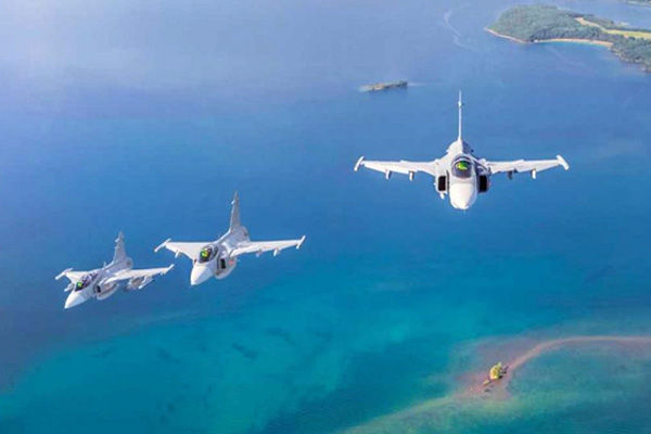 China sends 56 jets into Taiwan defence zone in another record incursion
