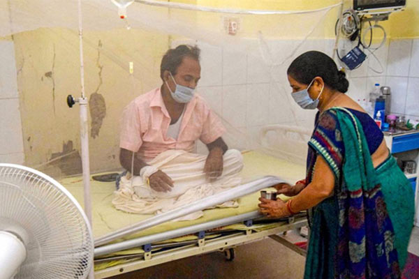 68 active cases of dengue and malaria in UP, prevention measures underway in Tamil Nadu