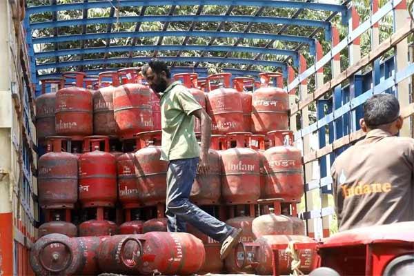Price of LPG cylinder increased