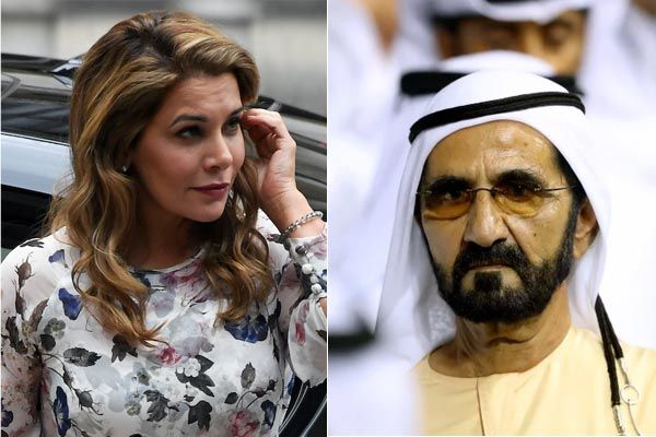 Dubai's ruler ordered hacking of ex-wife's phone