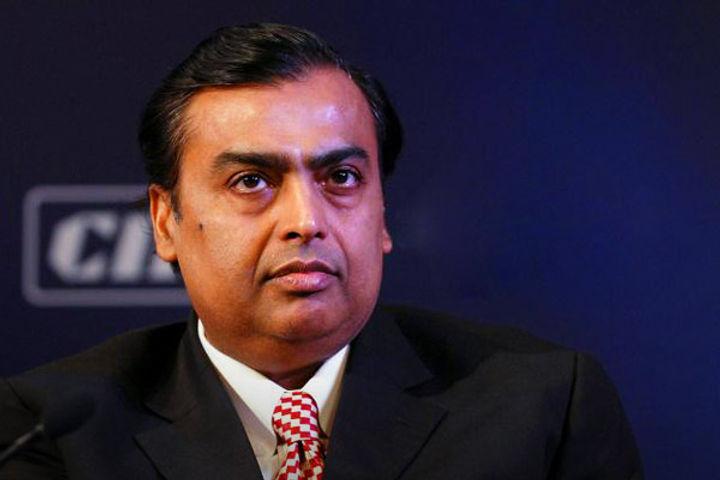 Mukesh Ambani $100 Billion Club