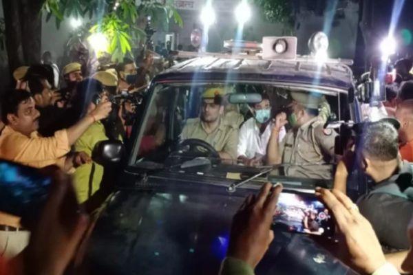 Ashish Mishra arrested after 12 hours of interrogation sent to judicial custody