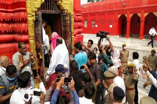 Priyanka Gandhi Visit