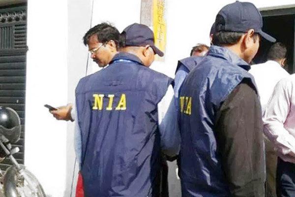 NIA raids 18 locations