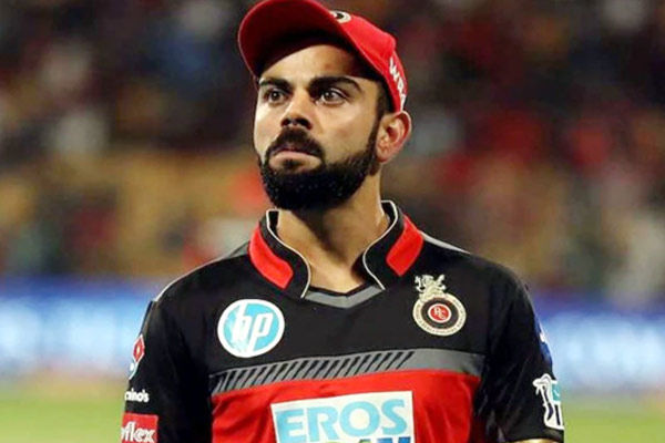 Kohli scored equal runs in his first and last match as captain