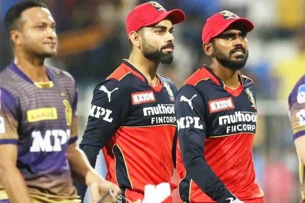 Virat Kohli said that the last match of IPL will also play for Bangalore
