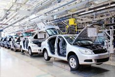 Chip shortage affecting automobile sector