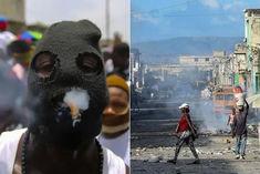 Christian misionaries held hostage in Haiti