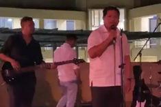 Meghalaya CM sings song