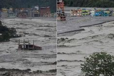 Floods and landslides in Nepal, 21 killed and 24 missing