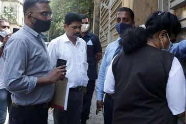 NCB raids at residences of SRK, Ananya Pandey