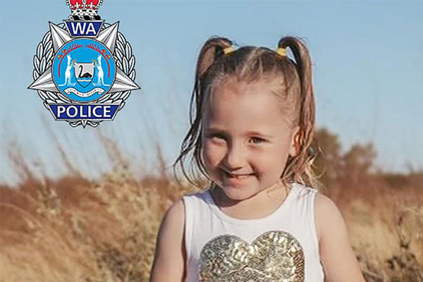 $1 million reward for missing girl