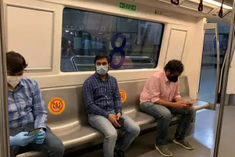 There Will Be No Network Problem At 29 Underground Stations Of Metro In Delhi