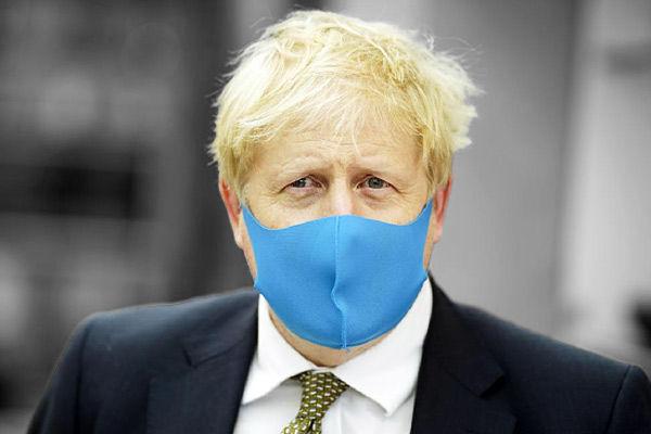 Boris Johnson on lockdown