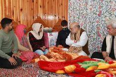 Amit Shah Visit In Jammu Kashmir
