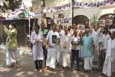 ISKCON Called A Worldwide Protest Against Bangladesh ISKCON Temple Vandalised Incident