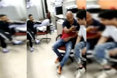 Hotelier Kunal Jani Seen With Aryan Khan In NCB Office Video Goes Viral