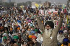 United Kisan Morcha to hold nationwide protest today on completion of 11 months of farmers' move