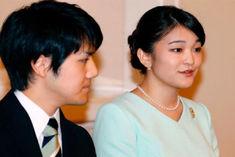 Japan's princess marries college sweetheart
