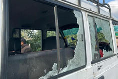 Blast at Bandipora Taxi Stand in Jammu and Kashmir 6 injured 2 critical