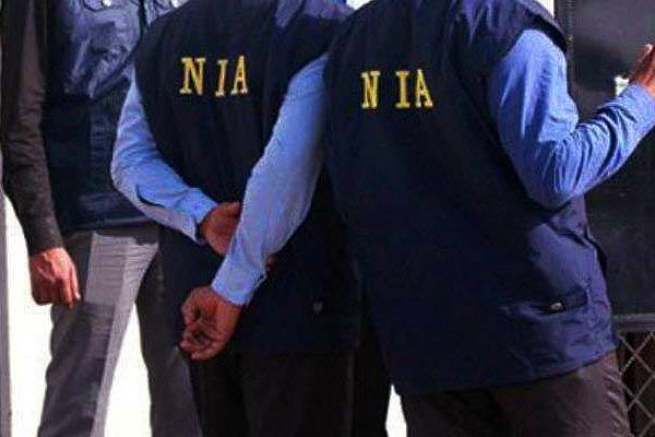 NIA raids
