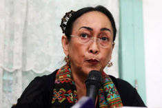 Daughter of First Indonesian President Sukarno Converts to Hinduism