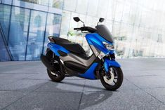 2022 Yamaha Nmax 155 scooter based on new R15 V4 launched