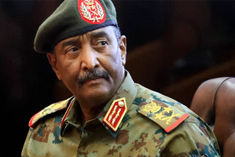 Sudan Army chief al Burhan defends coup