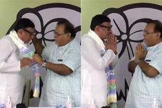 BJP MLA Krishna Kalyani Joins Trinamool Congress